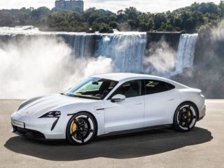 Porsche Taycan World Performance Car