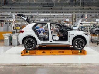 stabilimento Volkswagen di Zwickau