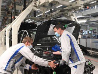 Volkswagen. Riavvio della produzione di ID.3