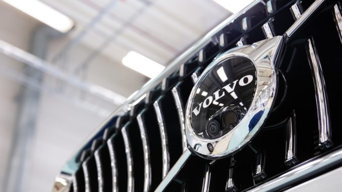 Volvo Cars riapre a Torslanda