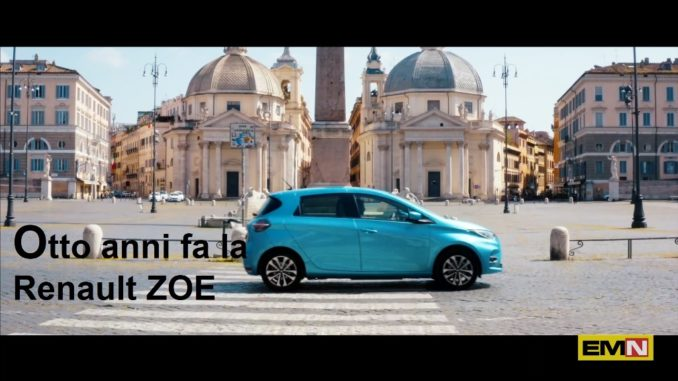 Renault Zoe Electric Motor News puntata 11 2020