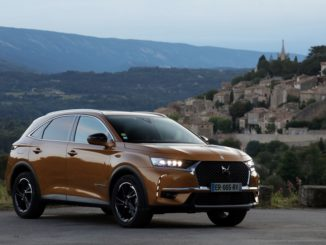 DS Night Vision di DS 7 Crossback
