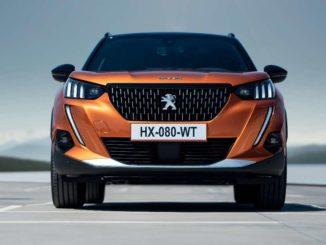 quadro strumenti digitale 3D delle nuove Peugeot 208 e SUV 2008