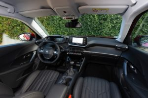 Advanced Grip Control, SUV Peugeot 2008