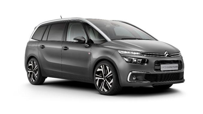 """Citroën Grand C4 SpaceTourer la serie speciale """"C-Series"""""""