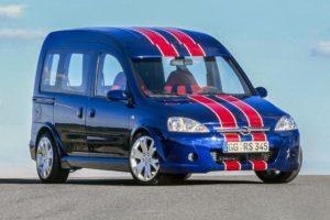 Opel Combo Eau Rouge (2002)