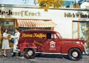 1950 Opel Schnellieferwagen