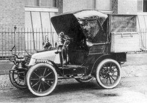 Opel Lieferwagen System Darracq