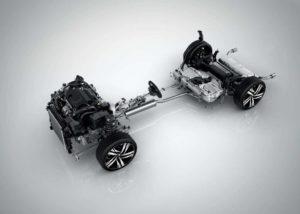 Active Suspension Control di Peugeot 508