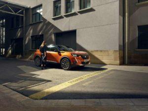 SUV Peugeot 2008 Keyless Access & Start