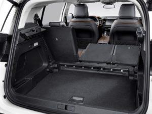 Citroën spazio interno