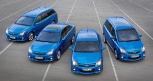 Opel gamma OPC