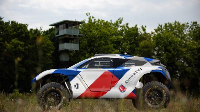 Andretti Autosport Extreme E