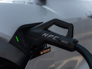 ricarica delle auto elettriche