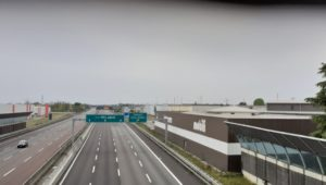 autostrada vuota