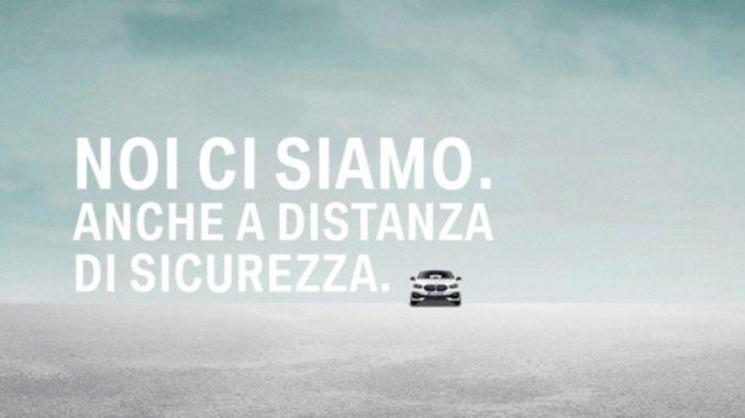 BMW #insiemeperripartire