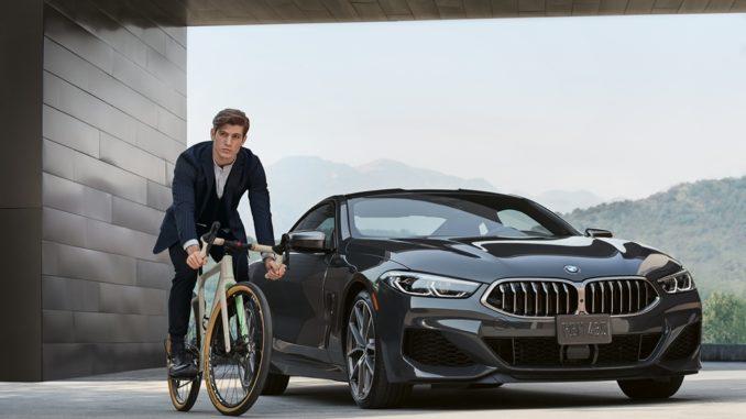mobilità individuale BMW