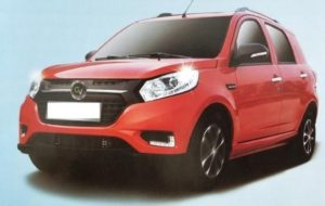Green Vehicles L7e Elettra SUV