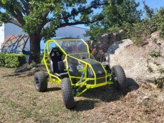 quadriciclo elettrico ElettraQUAD da Green Vehicles