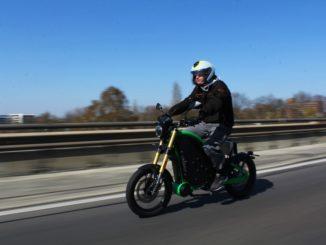 con eROCKIT nelle autostrade tedesche