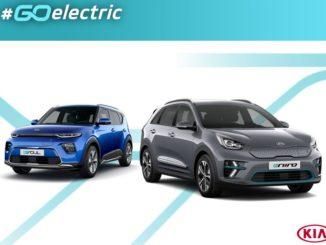 Kia vendite veicoli elettrici