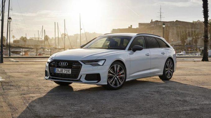 Audi A6 Avant TFSI e quattro S tronic