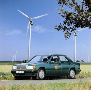 Mercedes Benz 190 E Elektro