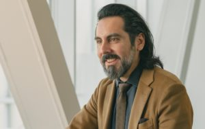 Giovanny Arroba designer Nissan Ariya