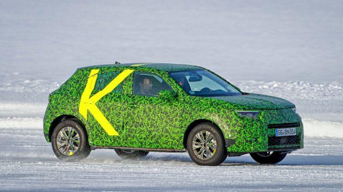 Nuovo Opel Mokka