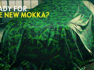 presentazione del nuovo Opel Mokka