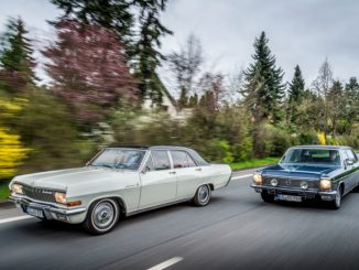 Storia. Opel tre grandi