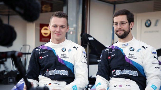 Maximilian Günther e Alexander Sims
