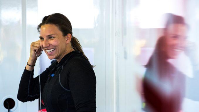 Simona de Silvestro in Extreme E