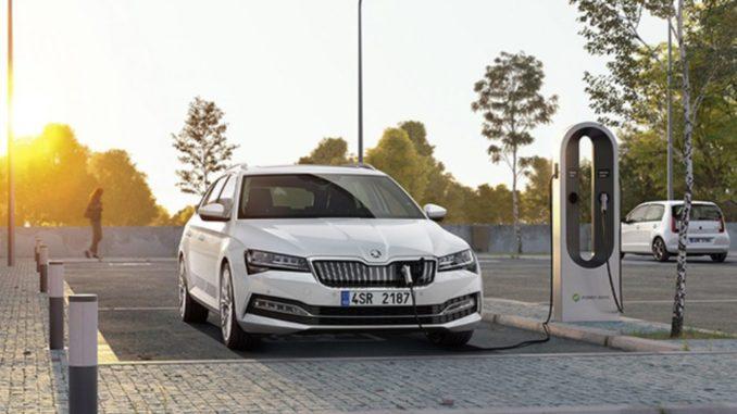 e-mobility sostenibile Škoda