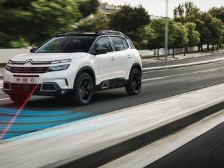 comfort di bordo Citroën