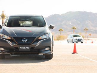 tecnologia Nissan e-4ORCE
