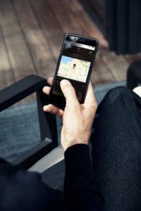 La tecnologia di bordo di DS 7 Crossback