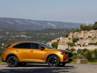 La tecnologia di bordo di DS 7 Crossback