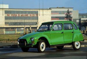 filosofia dei colori Citroën