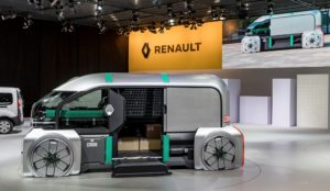 piano strategico Renault Drive the Future
