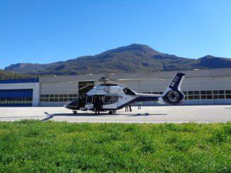 Elicottero Airbus H160 Aeroporto Trento