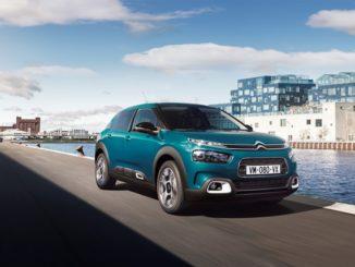 Citroën adotta le sospensioni Progressive Hydraulic Cushions