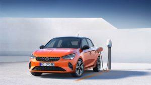 mobilità elettrica di Groupe PSA