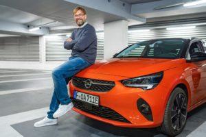 Opel Jürgen Klopp