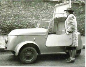 Storia. Le auto elettriche Peugeot