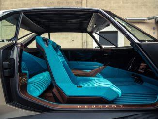 sedili Peugeot