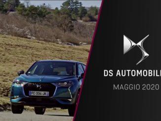DS Automobiles maggio 2020
