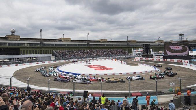 Formula E Berlino 2019