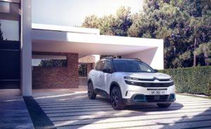 Si rinnova la gamma di SUV Citroën C5 Aircross