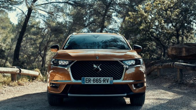 DS Driver Attention Monitoring DS 7 Crossback